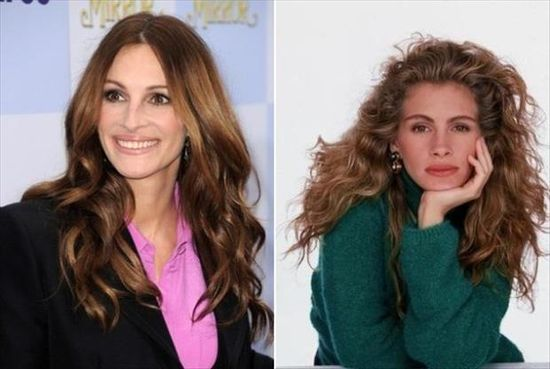 Celebrity Hair Styles, Then And Now – 9 Pics
