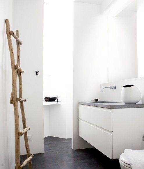 :: BATHROOMS:: lovely yet simple bathroom vanity detail #bathrooms