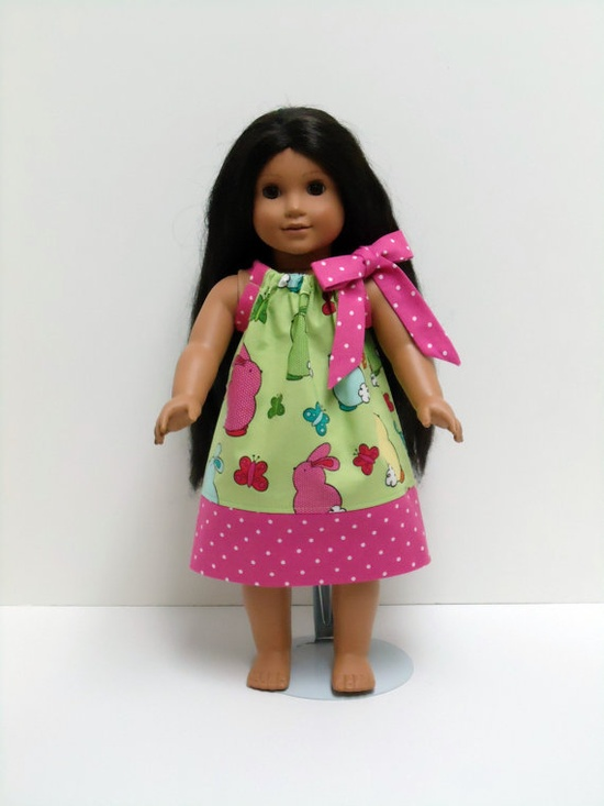18 inch Doll Clothes American Girl Butterflies by WendysWhimzies, $8.00