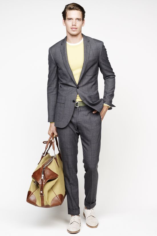 J.Crew men's spring/summer '14 collection.