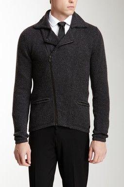 Emporio Armani Knit Jacket