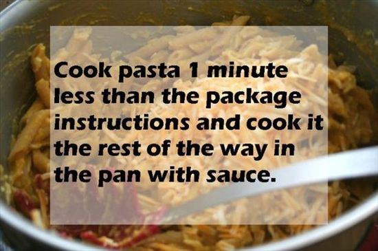 23 Quick Cooking Tips