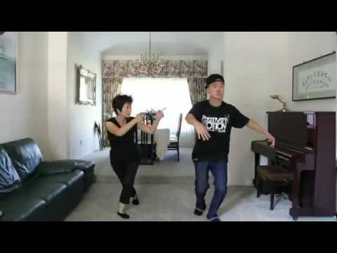 Gangnam Style Mom