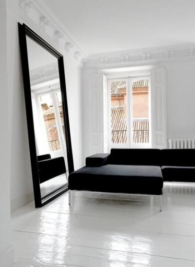 #black and white #minimalist #modern #classical #modern home design #home decorating #home decorating before and after #interior design