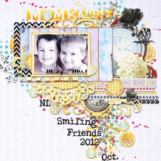 Sizzix.co.uk – Blogs – Gerry Van Gent