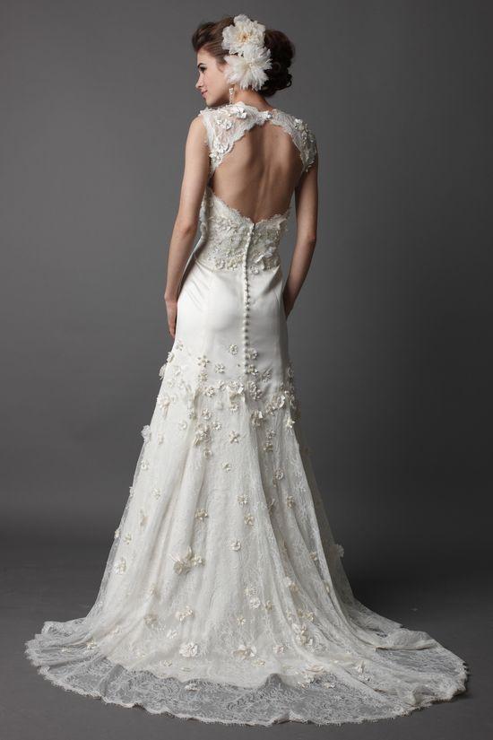 vanessa dress, wtoo brides