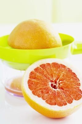 Superfoods 2. Grapefruit juice
