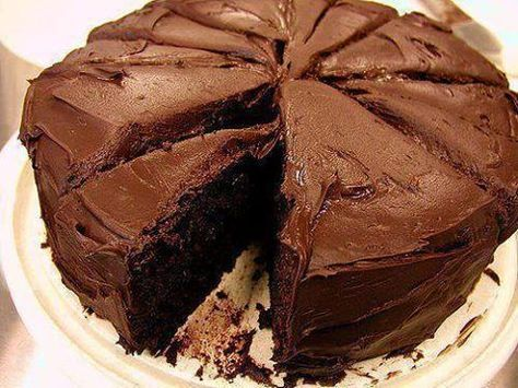 Gâteau au chocolat r