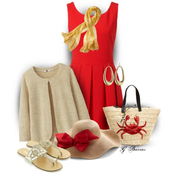 Put a Bow on It Contest by gaburrus on Polyvore