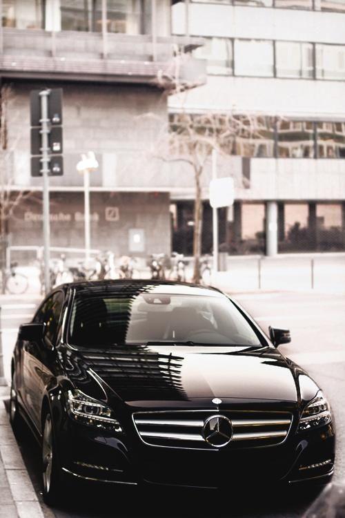 Mercedes CLS dream carrrrrr ?