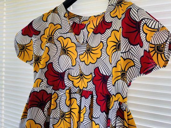 J'ai hacké la robe « les jolis détails de Margaux » – Comme une petite envie…