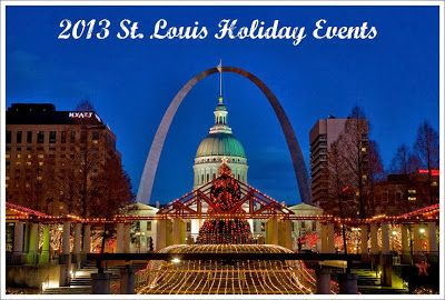 Keeping up with the Kiddos: 2013 St. Louis Holiday Events Guide