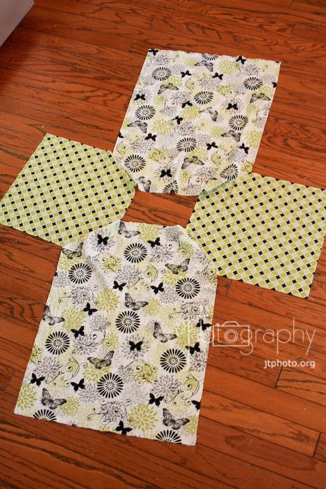 This makes a peasant dress, so easy to make!