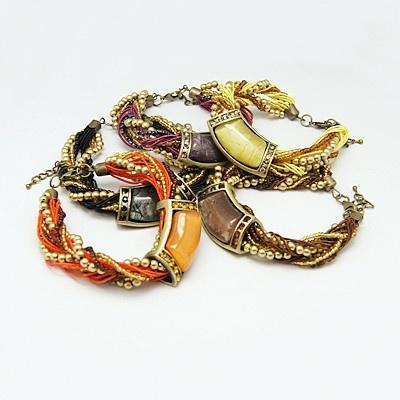 Charming Seed beads Jewelry Bracelets.