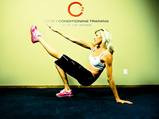 "You're a Mom.  You barely have time to brush your teeth, much less work out.   Cutting-Edge, Under 20 min/day Daily Online Workouts that WORK.  Avg. is 4"" off waist in 4-6 weeks!  Try them free at www.corecamper.com"