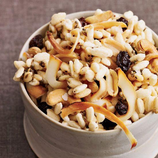 Spice Crispies // More Tasty Snacks: www.foodandwine.c... #foodandwine