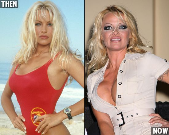 Scary Pamela Anderson
