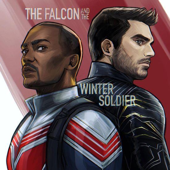 Falcon and Winter Soldier  Board