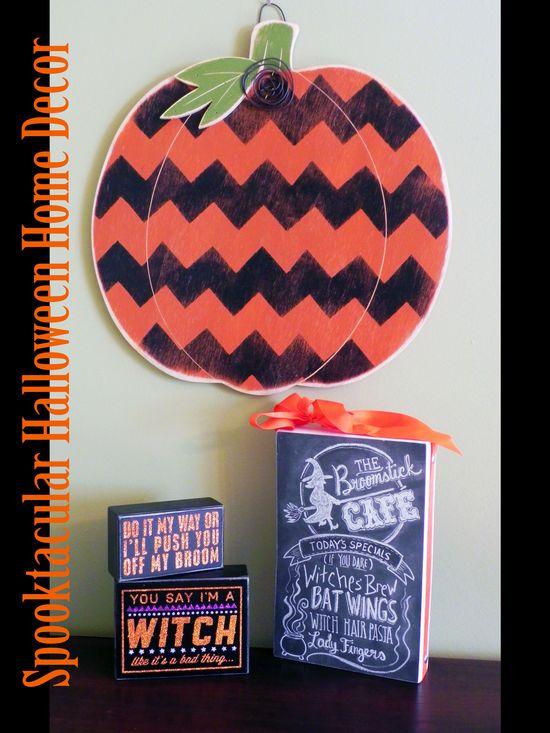 #Manghoulsens Halloween home decor