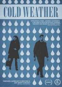 Cold weather//movie poster