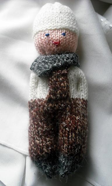 bonhomme en tricot