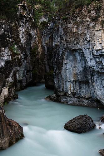 Marble Canyon, Kootenay NP, British Columbia