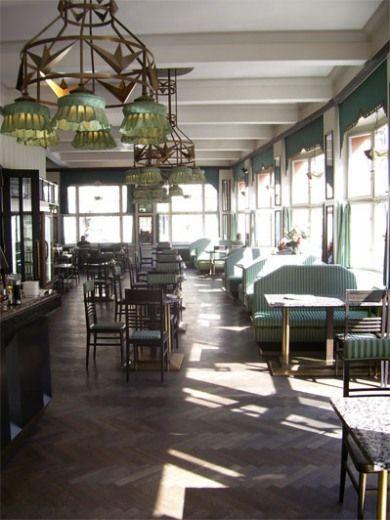 Le Grand Café Orient à Prague