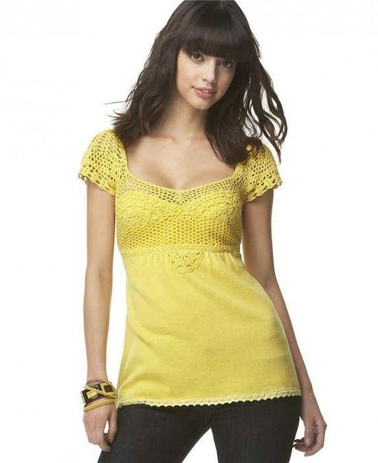 Crinochet: Amarillo!