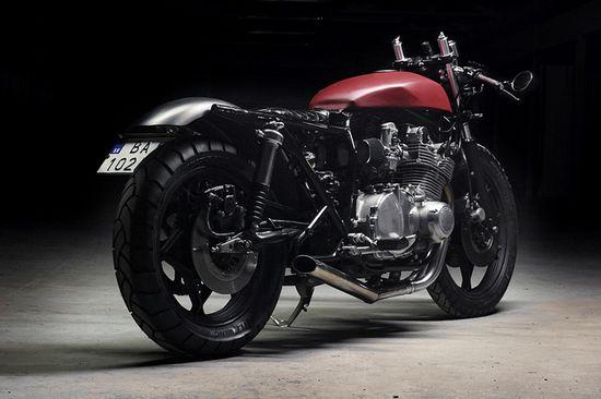 1979 SuzukiGS1000 - Pipeburn - Purveyors of Classic Motorcycles, Cafe Racers & Custom motorbikes