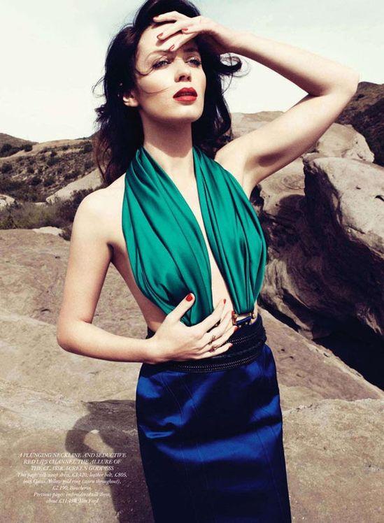 Emily Blunt. Magnifique.