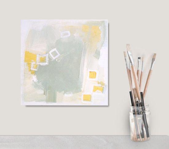 PRiNTEMPS #abstract #painting #art