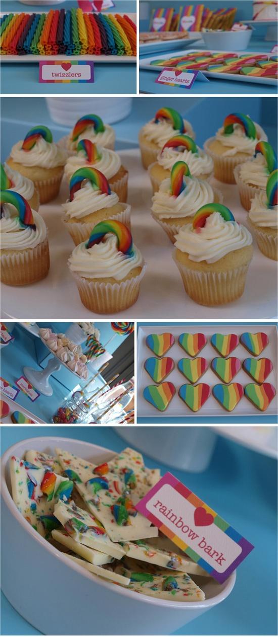 rainbow kids party [2/2]