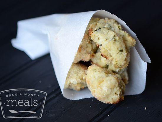 Paleo Ranch Chicken Nuggets- Kid Approved recipe #freezercooking #paleo #glutenfree #dairyfree