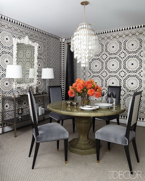 wowie wow! look at those walls by ZsaZsa Bellagio