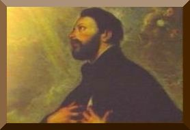 It is not the actual physical exertion that counts toward a man's progress, nor the nature of the task, but the spirit of faith with which it is undertaken.  -- Saint Francis Xavier