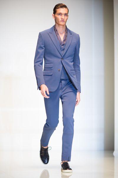 #Gucci #Men's #SS2013 Runway Show #mensfashion  #menswear #mensrunway #catwalk #fashionshow