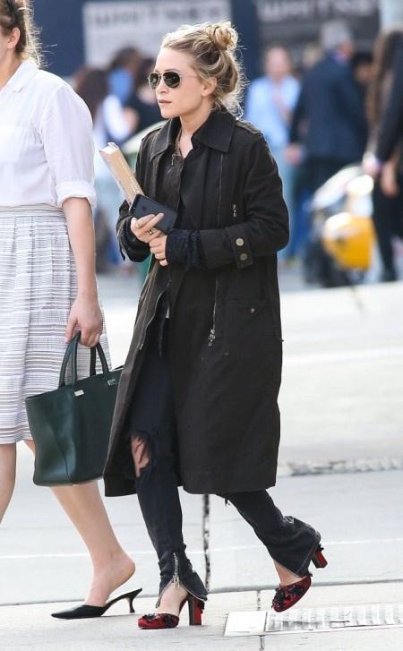Olsen Twins Fashion Chic