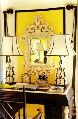 yellow...wowza! marilyn mcevoy designer