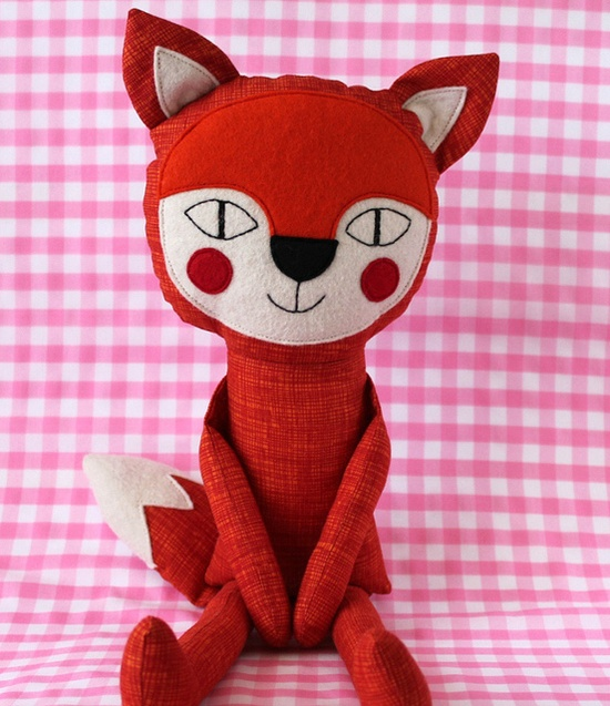 Finley, the fox by blita, via Flickr