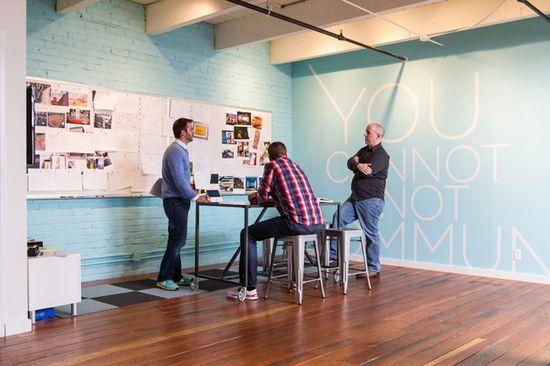 IDL office, Portland   Oregon office design