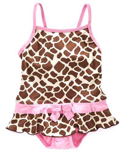 Pink Platinum Baby Swimwear, Baby Girls Animal « Clothing Impulse