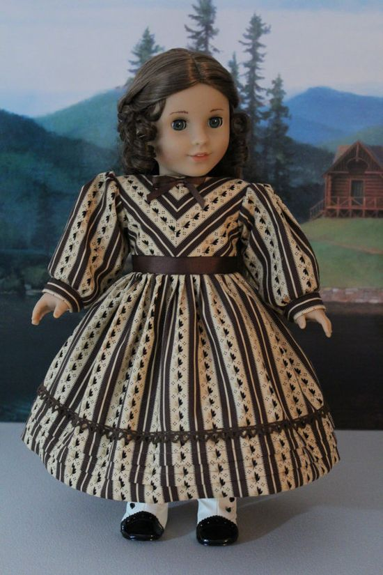 Dress Jacket and Bonnet for Cecile or Marie Grace by BabiesArtUs,