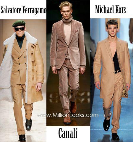 Men Fashion Trends Fall/Winter 2011/2012