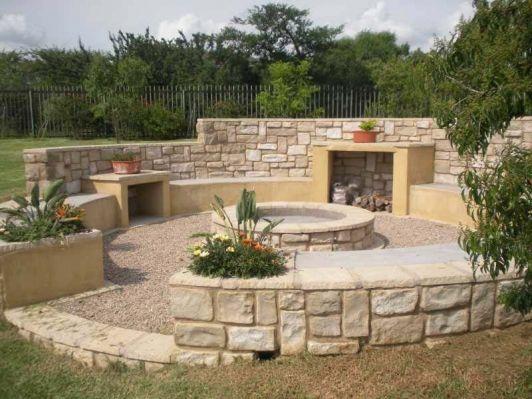 Luxury Style Garden Design - Home and Garden Design Ideas