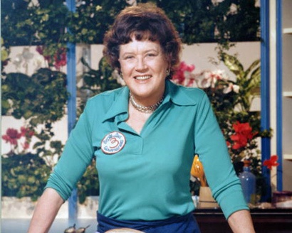Learning to Cook Dinner for Julia Child