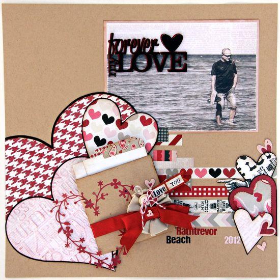 Forever My Love - Scrapbook.com