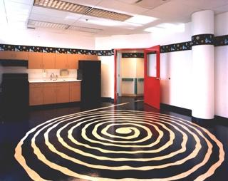 Home Design: Beautiful Floor Design