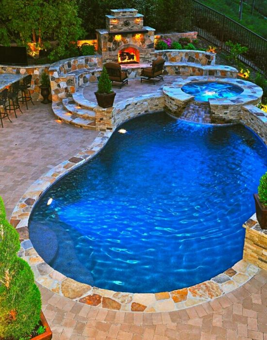 One of my Dream Pools