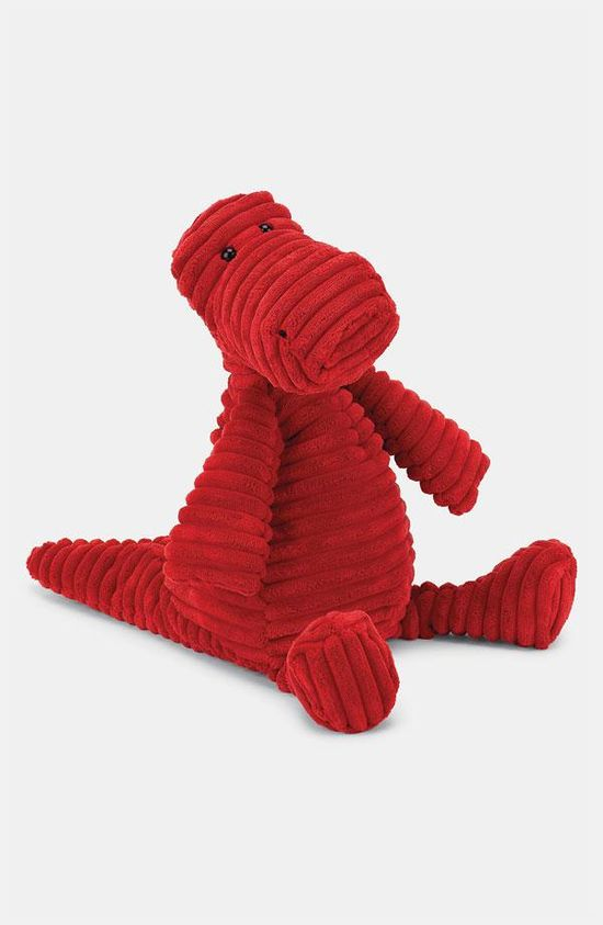 How cute is this? 'Cordy Roy' Dinosaur Stuffed Animal