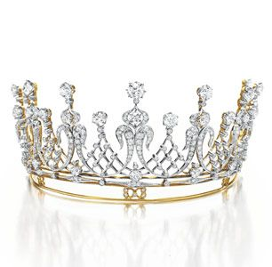 The Mike Todd Diamond Tiara